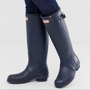 Hunter Rain Boots NWOT ✨